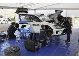 Sebastien Ogier VW Polo WRC Norveç Test 2012