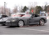 2013 SRT Viper: Spy Shots
