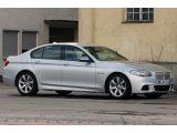 2012 BMW M550d xDrive: First Drive