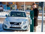 Volvo aims to streamline public recharging process for EVs