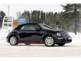 Volkswagen Beetle Convertible: Spy Shots