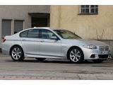 2012 BMW M550d xDrive: First Drive