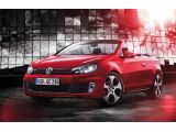 New Volkswagen Golf GTI Cabriolet revealed