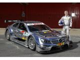 2012 DTM AMG Mercedes C-Coupe explained by David Coulthard