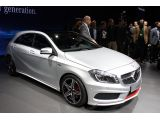 2012 Mercedes-Benz A-Class: 2012 Geneva
