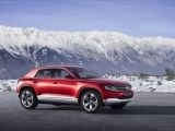 Volkswagen Cross Coupe With TDI Plug In Hybrid 2013