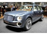 Bentley EXP 9 F Concept: Geneva 2012