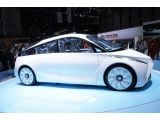 Toyota FT-Bh small hybrid concept revealed