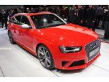 Audi RS4 Avant: Geneva 2012