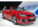 2012 Volkswagen Golf GTI Cabriolet: Geneva 2012