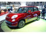 2012 Fiat 500L: Geneva 2012