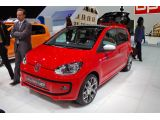 Volkswagen Swiss Up!: Geneva 2012