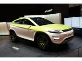 Magna Steyr MILA Coupic concept revealed in Geneva
