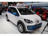 Volkswagen Winter Up!: Geneva 2012