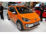 Volkswagen X Up!: Geneva 2012