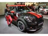 2013 Mini John Cooper Works Countryman: Geneva 2012