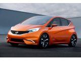 Nissan Invitation Concept: Geneva Motor Show