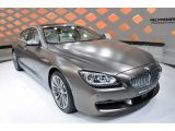2013 BMW 6 Series Gran Coupe: Geneva 2012