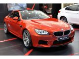 2013 BMW M6 Coupe: Geneva 2012