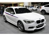 BMW M135i Concept: Geneva 2012