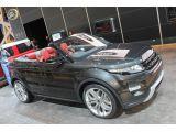 Range Rover Evoque Cabrio concept debuts in Geneva