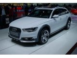 2013 Audi A6 allroad quattro unveiled in Geneva - new video released