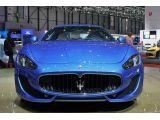 2012 Maserati GranTurismo Sport: Geneva 2012
