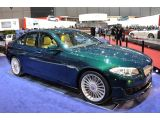 2012 Alpina B5 Biturbo Sedan: Geneva 2012