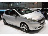 2012 Peugeot 208: Geneva 2012