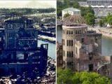 Atom bombası atıldıktan bir gün sonra