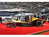 Delphi Sbarro F1for3 concept unveiled in Geneva