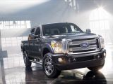 Ford F Series Super Duty Platinum 2013