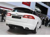Jaguar XF Sportbrake design analysis - live in Geneva
