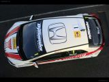 Honda Racing Reveal Civic S New 2012 Racing Livery