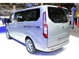 Next generation Ford Transit previewed in Geneva