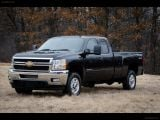 Chevrolet Bi Fuel Silverado HD 2013