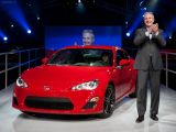 Scion FR S Sports Car 2013