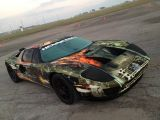 Ford GT twin-turbo sets standing mile world record at 257.7mph [videos]