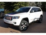 Jeep Grand Cherokee Trailhawk Concept: Live