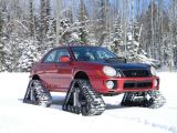 eBay 2002 Subaru WRX with Dominator Track System
