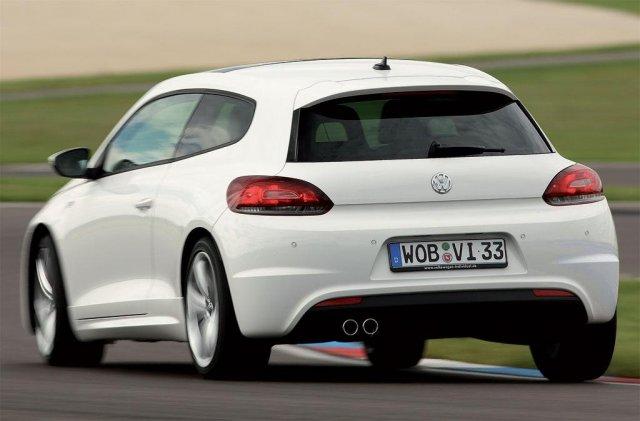 Volkswagen Scirocco Gains Additional Equipment For 2012