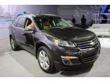 2013 Chevrolet Traverse: New York 2012