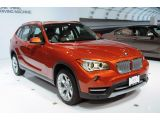 2013 BMW X1: New York 2012