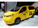 2014 Nissan NV200 Taxi: New York 2012