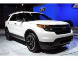 2013 Ford Explorer Sport: New York 2012