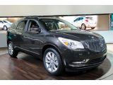 2013 Buick Enclave: New York 2012