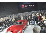 2013 SRT Viper and Viper GTS officially unveiled in New York