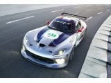 SRT Viper American Le Mans Series race car