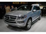 2013 Mercedes-Benz GL-Class: New York 2012