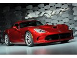 2013 SRT Viper: New York 2012